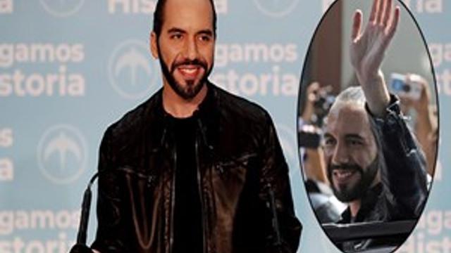 El Salvador'un başına Osmanlı torunu Nayib Bukele geçiyor