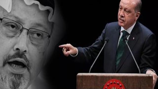 Erdoğan gizli tutulan ses kaydını açıkladı!