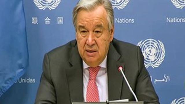 BM'den Venezuela açıklaması