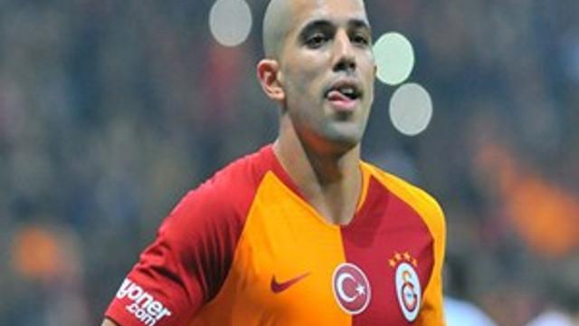 Takımın yeni maestrosu Feghouli