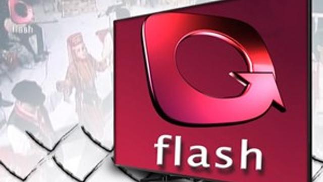 Flash TV binası greyderle yıkılmak istendi!