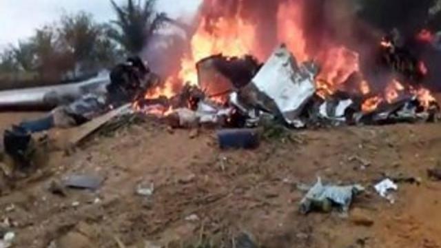 Kolombiya'da feci uçak kazası!..
