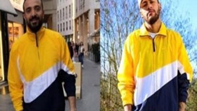 Okan Kurt, Neymar'a özendi