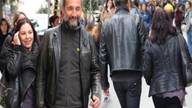Şenay Gürler - Semih Saygıner çifti hayranlık uyandırdı