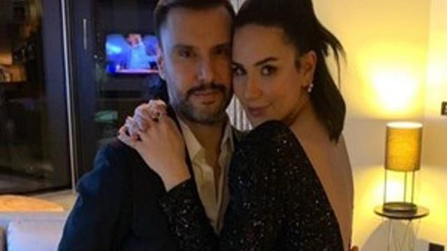 Buse Varol'a eşi Alişan'dan sürpriz doğum günü partisi