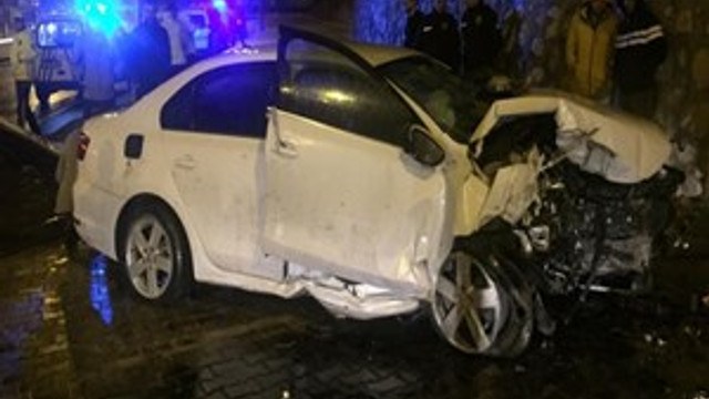Niğde'de feci trafik kazası!