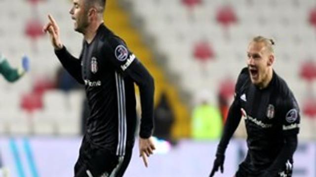 Beşiktaş iddiasını sürdürüyor