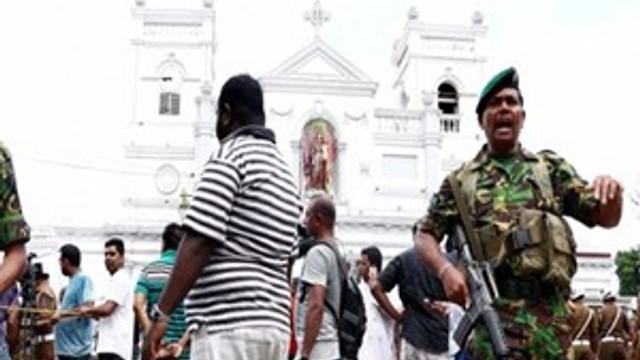 Sri Lanka'da bugün yine bir patlama oldu!