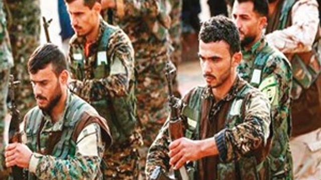 YPG'den İngiltere'yi kışkırtma mektubu
