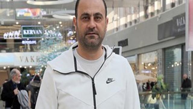 Hasan Şaş AVM'de görüntülendi