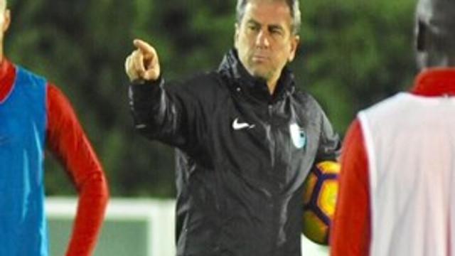 """Hamza Hamzaoğlu: """"Kazanacağımıza inanıyoruz"""""""