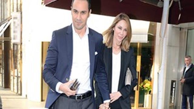 Demet Şener genç sevgilisiyle çok mutlu