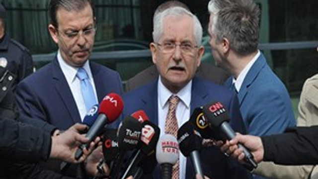 YSK Başkanı Güven'den flaş İstanbul açıklaması
