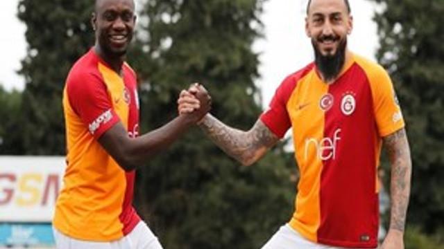 Galatasaray'da çift forvet sıkıntısı!