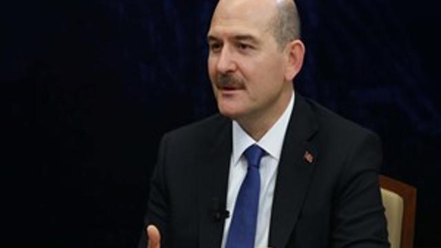 İçişleri Bakanı Soylu'nun 1 Mayıs mesajı