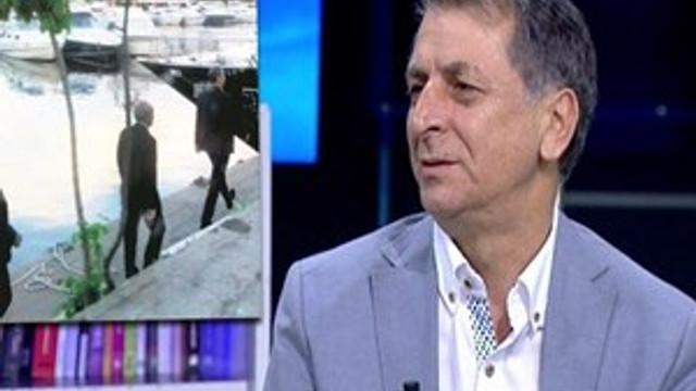 """Mahmut Övür: """"İşte Kılıçdaroğlu-Gül görüşmesinin fotoğrafı"""""""