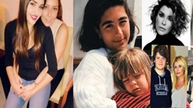 Anneler Günü'nde özlem ve hüznü yaşadılar