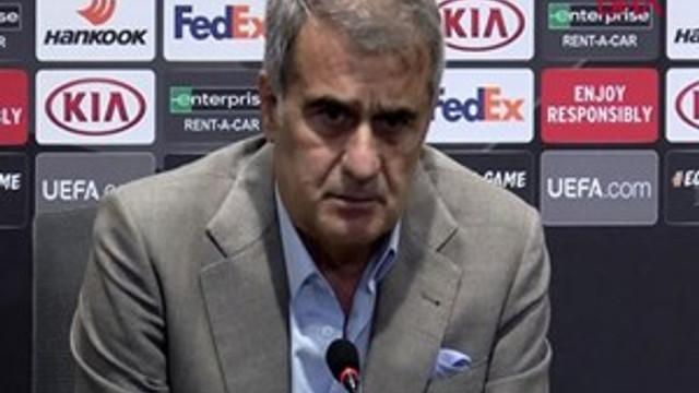"""Şenol Güneş: """"2 maçımızı da kazanmak istiyoruz"""""""