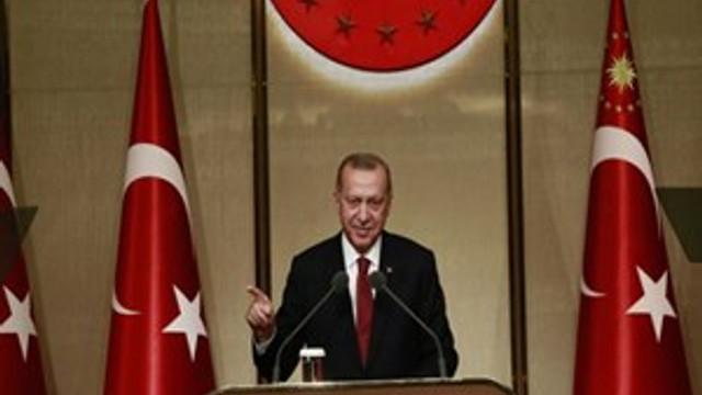 """Cumhurbaşkanı Erdoğan: """"Mağduriyet yok hırsızlık var!"""""""