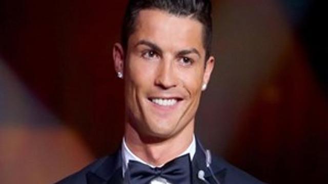Ronaldo'dan Filistin'e 1.5 milyon euro bağış