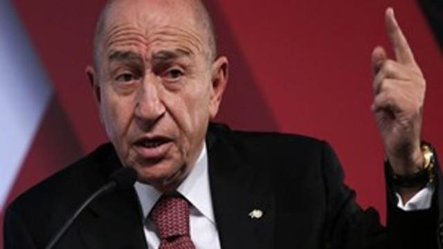 Nihat Özdemir, TFF başkan adaylığını açıkladı