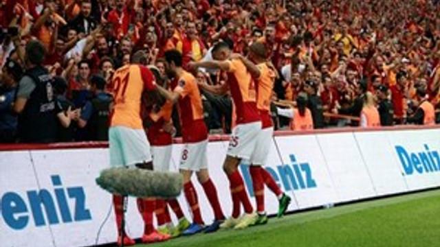 Spor Toto Süper Lig'de Şampiyon Galatasaray oldu