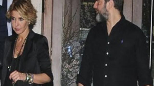 Gülben Ergen ve Emre Irmak ilk kez görüntülendi