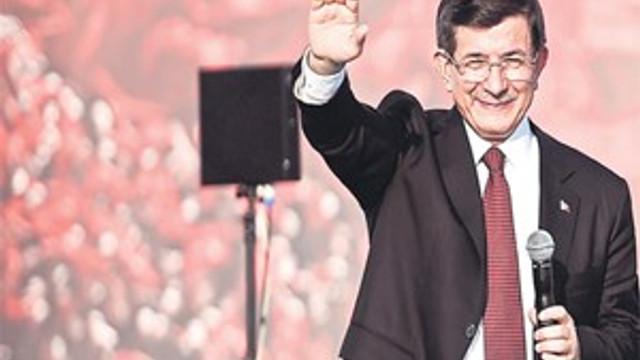 Ahmet Davutoğlu'ndan yeni çıkış