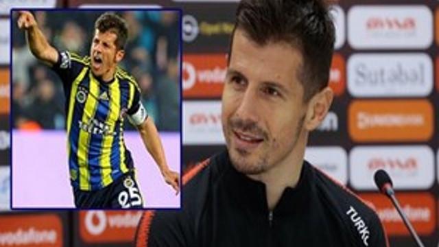 Emre Belözoğlu Fenerbahçe'ye dönüyor!