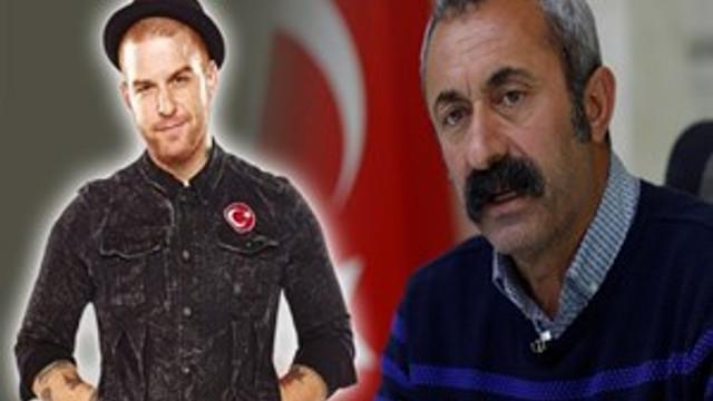 Gökhan Özoğuz 'Komünist Başkan' ile ters düştü!