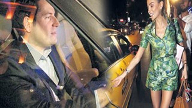 Sevgilisi, Özge Ulusoy ile görüntü vermek istemiyor