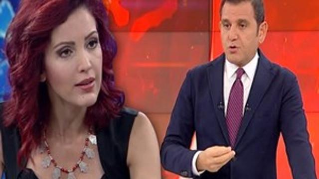 Nagehan Alçı'dan Fatih Portakal'a tepki!