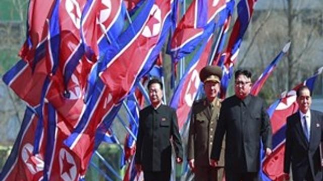 Venezuela'ya Kuzey Kore'den destek