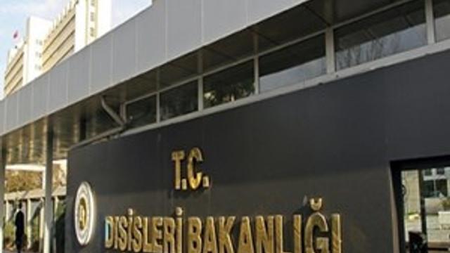 Dışişleri Bakanlığı'ndan sondaj faaliyetine ilişkin açıklama