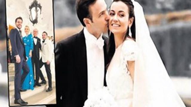 Görkemli düğün için 3 milyon euro'luk ön sözleşme