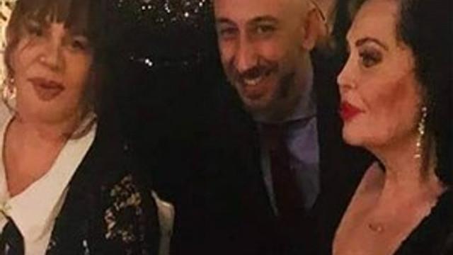 Türkan Şoray ve Sezen Aksu'yu buluşturan düğün
