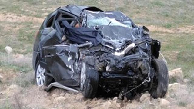 Bu araçtan kimse kurtulamadı