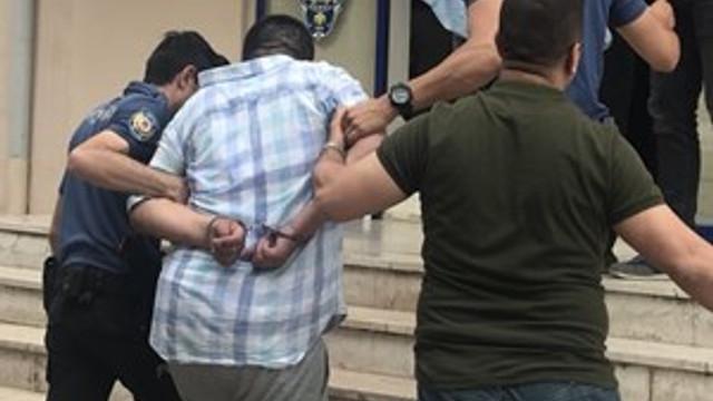 Sözlü cinsel taciz şüphelisi polis ekiplerinden kaçamadı!