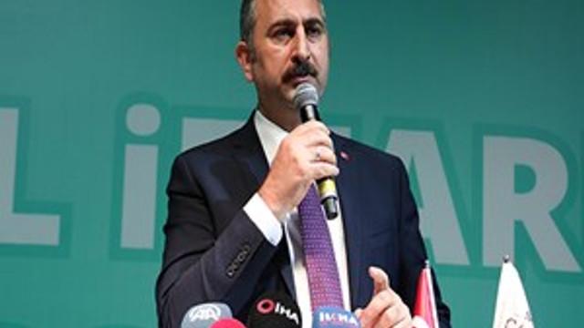 Adalet Bakanı Gül'den FETÖ açıklaması