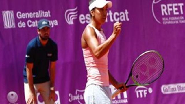 Çağla Büyükakçay İspanya'daki turnuvada ikinci oldu