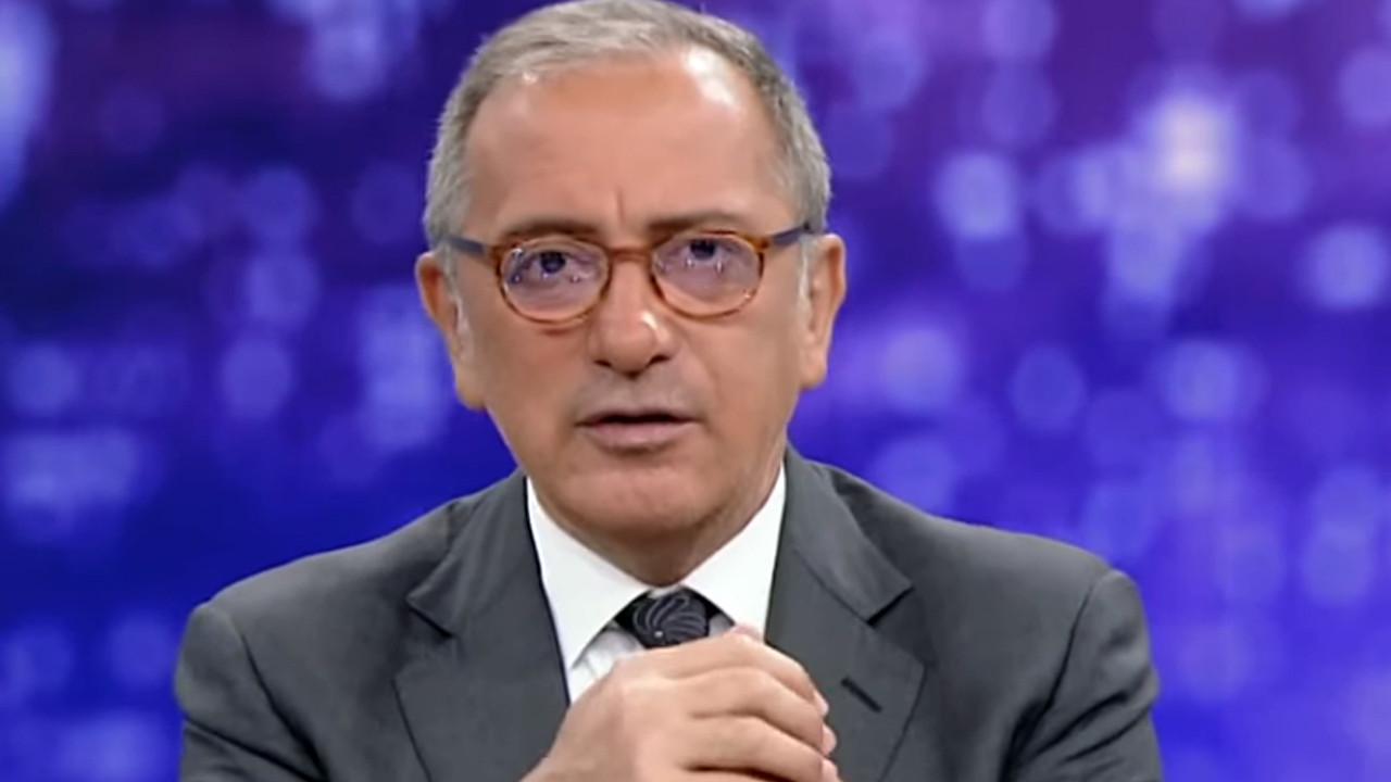 """Fatih Altaylı: """"Sayı çok ölüm az"""""""