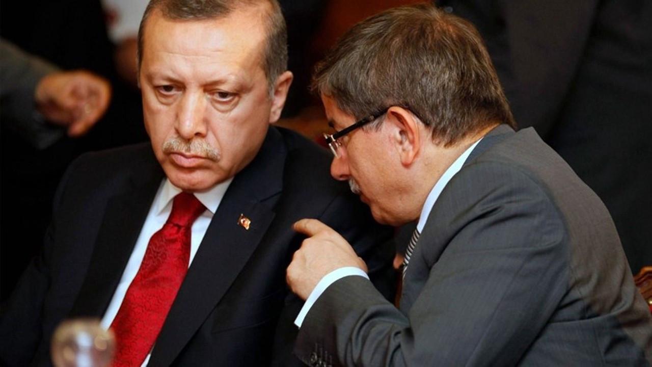 Ahmet Davutoğlu'ndan Cumhurbaşkanı Erdoğan'a tepki