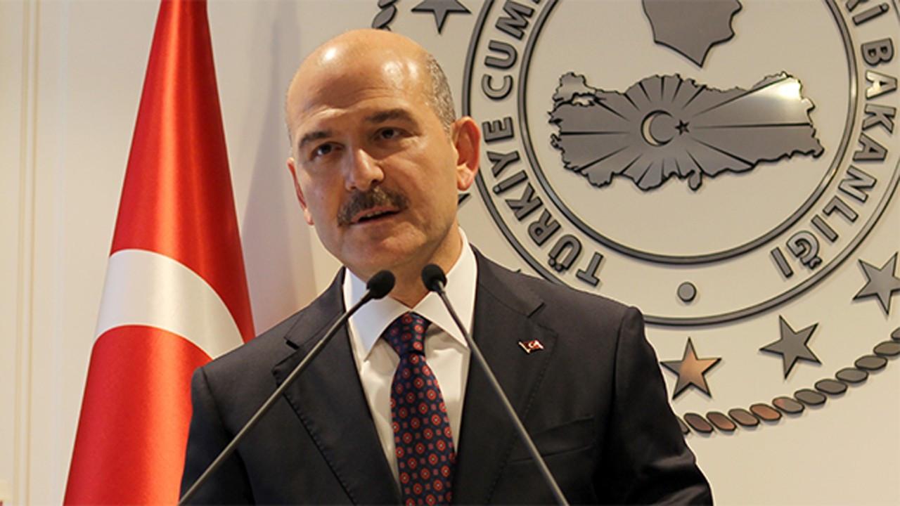 Bakan Soylu'dan Sedat Peker hakkında suç duyurusu