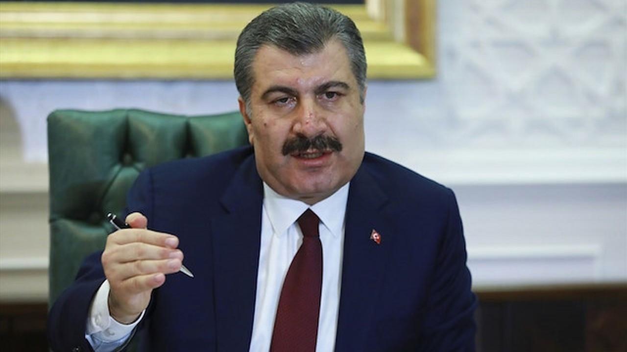 """Sağlık Bakanı Fahrettin Koca: """"Kararlılıkla devam edelim"""""""
