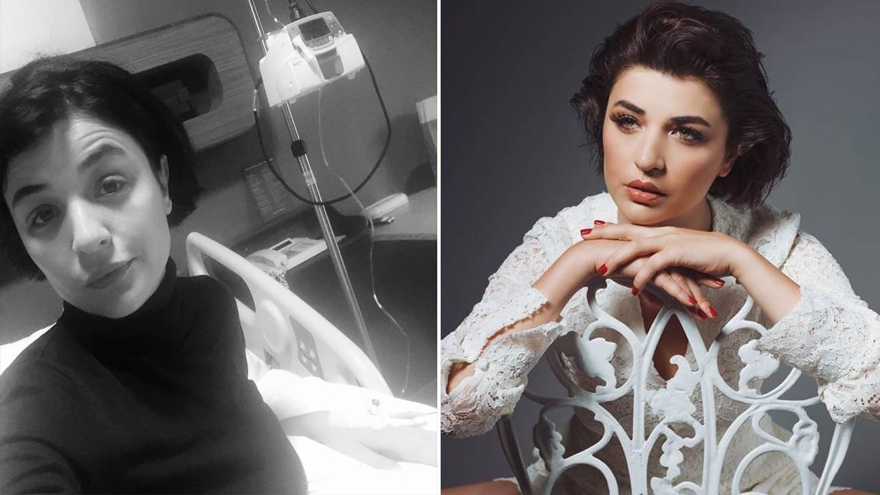 Gonca Vuslateri soluğu yine hastanede aldı