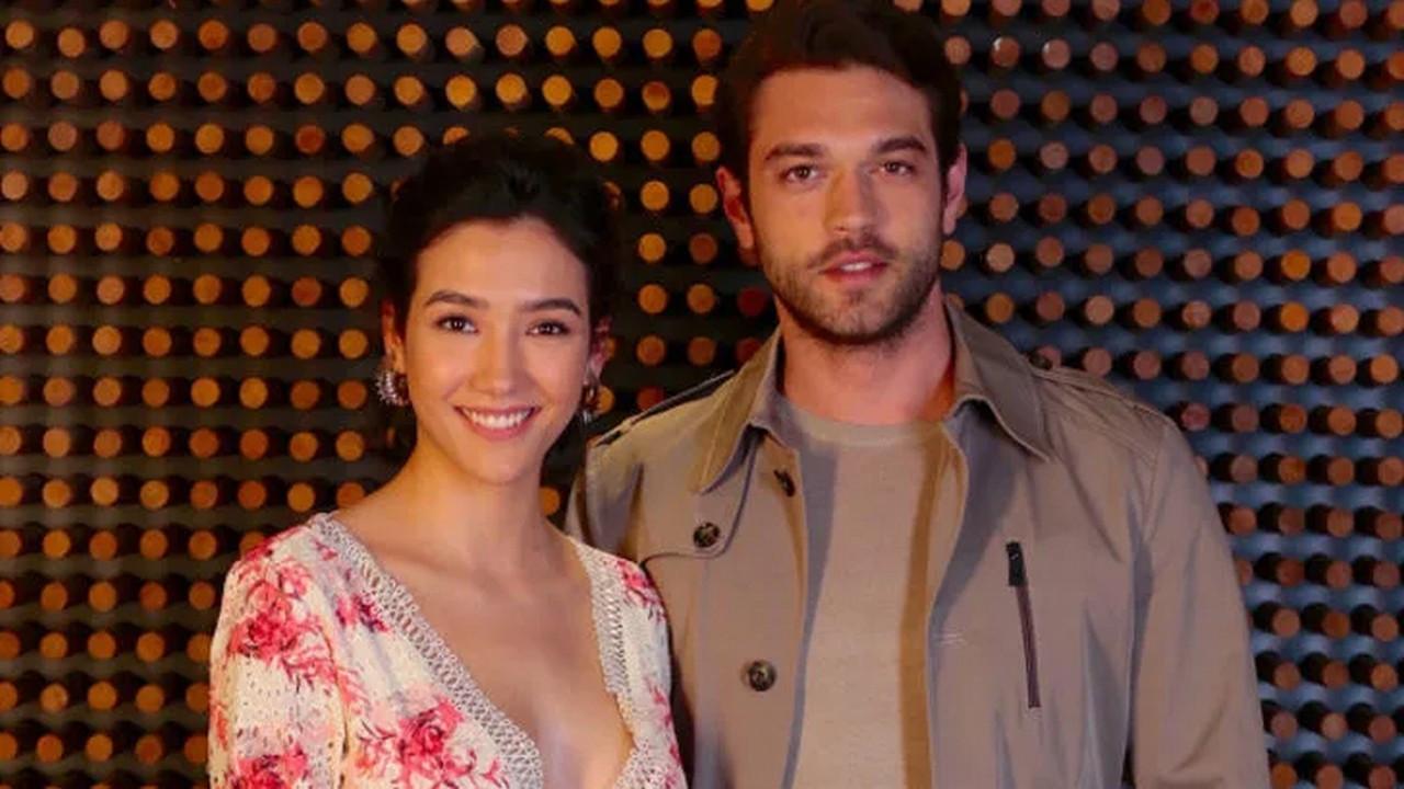 Aybüke Pusat ve Furkan Andıç'ı ikinci kez buluşturacak proje iptal oldu!