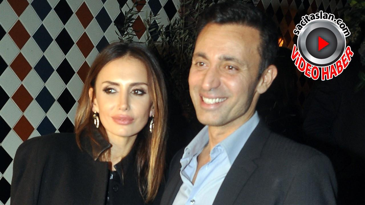 Mustafa Sandal ve Emina Jahovic dans etti