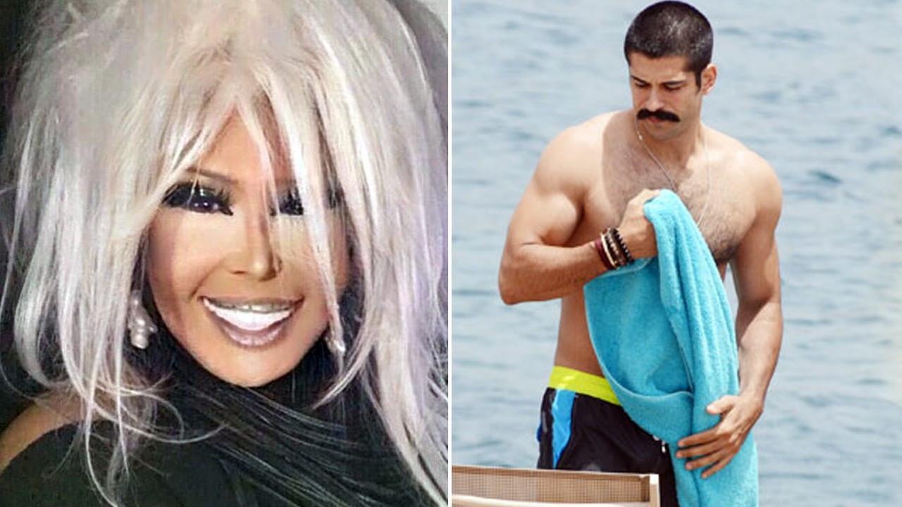 """Bülent Ersoy: """"Sarışın erkek sevmem favorim Burak"""""""