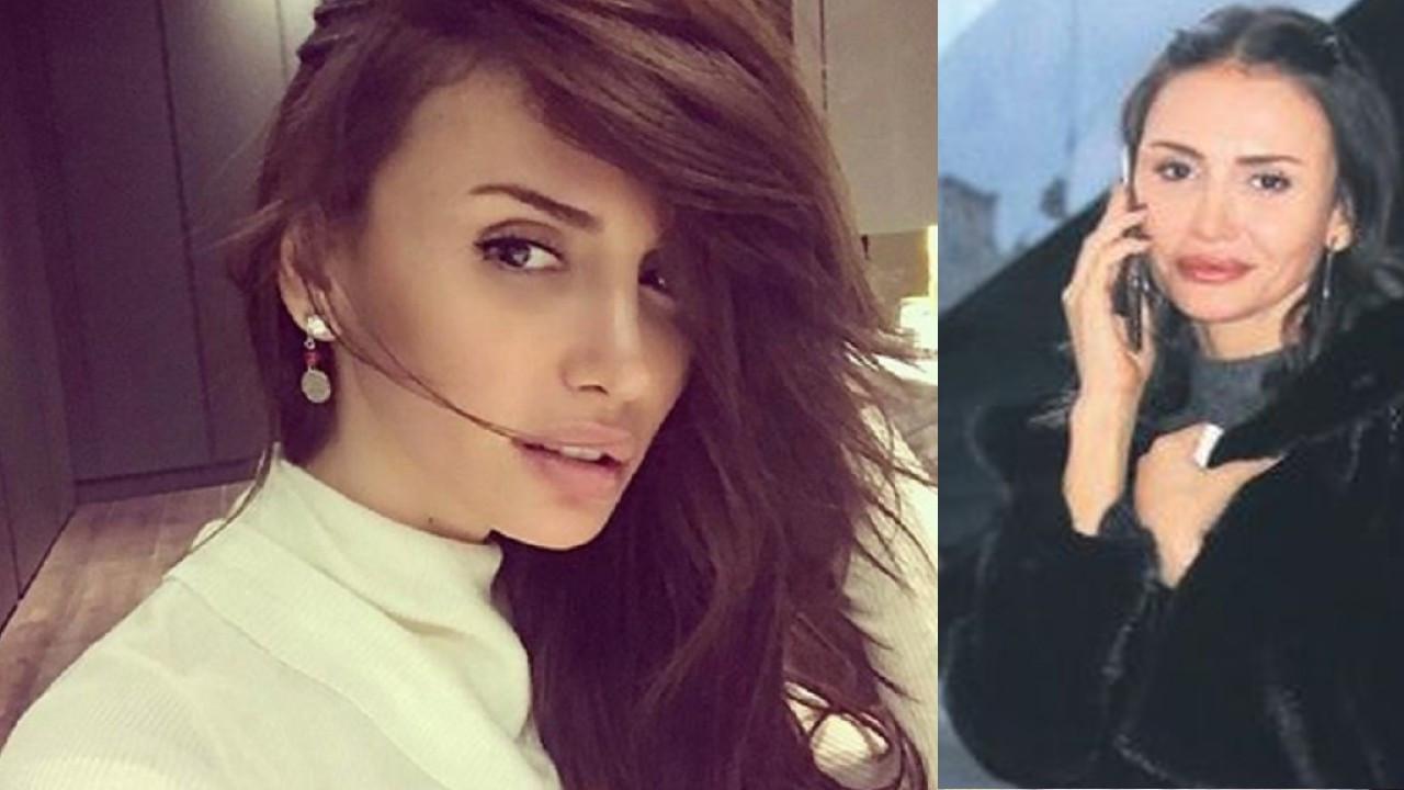 Emina Jahovic telefonu elinden düşürmedi
