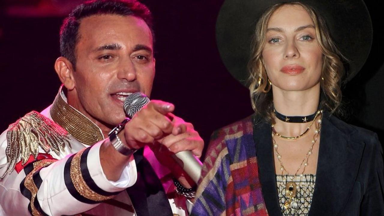 Tuba Ünsal'dan Mustafa Sandal sorusuna tepki!